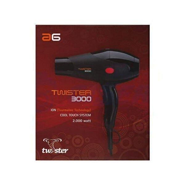secador twister 3000 Ion 2000w- distribuciones ti